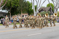 300th Army Band (mark6mauno) Tags: 300th army band 60thannualtorrancearmedforcesdayparade 60th annual torrance armed forces day parade 2019 nikkor 70200mmf28evrfled nikon nikond810 d810
