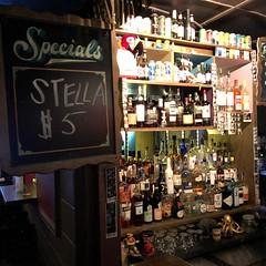 Austin, Texas (jericl cat) Tags: austin texas roadtrip shangrila dive bar lounge stella specials menu cocktail nightclub