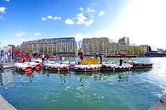 535 Paris en Mars 2019 - Quai de la Seine, le Bassin de La Villette (paspog) Tags: paeis france bassindelavillette mars march märz 2019