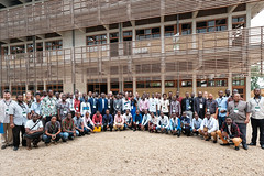 FORETS 2019 (CIFOR) Tags: forets workshop mitigation research forestproductandtrade people discuss climatechange discussing scientists rd development human humanbeing humanbeings humans person researchdevelopment researchanddevelopment kisangani tshopo drcongo