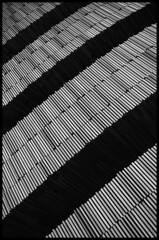 Rayures (Arnaud Huc) Tags: europe oslo norway norvège opera renzopiano operadoslo indoors noiretblanc black white noir blanc bw nb blackandwhite architecture abstract abstrait formes shapes contrast contraste arnaudhuc d5100 1685