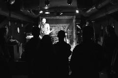 Bleakness (Eusèbe Kainzow) Tags: bleakness noiretblanc blackandwhite concert live punkrock marquise peniche bateau
