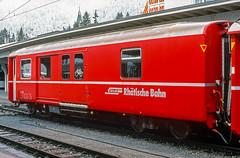 20020926-004 Rhätische Bahn (Wim van der Ent) Tags: rhätischebahn rhb davos graubünden zwitserland dieschweiz