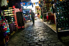 Market Place (Tony Shertila) Tags: nikon5300 centralamerica cruise guatamala ship tourist worldcruise 201901251354240 laantigua city buildings architecture spanishbaroque street path road market people indoor passage guatemala
