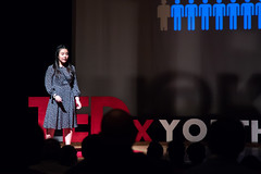 _REM1239 (heather.neill) Tags: tedxyouthkist social tedx tokyo kist youth talk categorisation third culture kid taboo language the moth flame