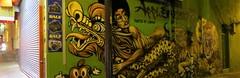 Dragon by Ludman (lotosleo) Tags: dragon ludman lion streetart mural graffart sanfrancisco california sf ca midmarket urban crossamerica2015