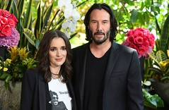 9793993a (jessicabeaumont890) Tags: destination wedding photo call los angeles usa 18 aug 2018 winona ryder keanu reeves attend weddings occasions lifestyle leisure travel celebrity entertainment arts california united states north america 73824043