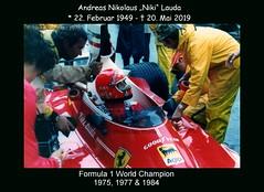 Niki Lauda (Noodles Photo) Tags: nikilauda ferrari312t lauda ferrari scuderiaferrarisefac scuderiaferrari gpnetherlands 1975 zandvoort circuitzandvoort
