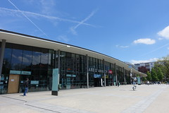 SNCF train station @ Annecy (*_*) Tags: may 2019 printemps spring morning matin annecy 74 hautesavoie france europe savoie city sncf trainstation gare