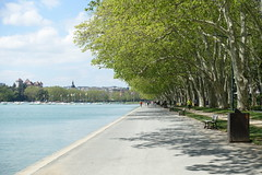 Lake Annecy @ Promenade du Dr Servettaz @ Annecy (*_*) Tags: spring printemps 2019 may morning matin europe france hautesavoie 74 annecy savoie city lakeannecy lacdannecy promenadedudrservettaz