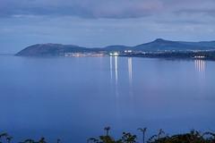 Bray by night (molloy_conor1) Tags: nightphotography longexposure wicklow killineybeach brayhead bray