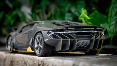 Lamborghini Centenario (Fahim Nafis) Tags: lamborghini lambo blackbeauty black blackdevil blacklambo centenario lamborghinicentenario modernlambo modern modernsuper italian italiancar italianracecar italiansupercar ferrarikiller