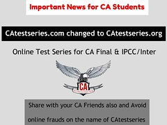 Online Test Series For CA Final at CA Test Series (catestseries) Tags: online test series for ca final