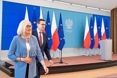 Konferencja po Radzie Ministrów (Kancelaria Premiera) Tags: premier mateuszmorawiecki konferencja konferencjaprasowa kprm kancelariapremiera