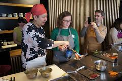 19-05-2019 BJA Kaiseki Workshop with Chef Kamo and Chef Suetsugu - DSC00698