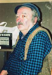 Film retrouvé dans mes archives, sans doute une pièce au Cinéma-Théatre de Tonnerre en 1994... (stéphanehébert) Tags: agfa xrs xrs1000 1000iso dxo silverfast théatre tonnerre yonne acteur spectacle portrait