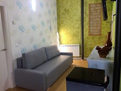 Sofá Cama (brujulea) Tags: brujulea casas alquiler tubilla del lago burgos apartamentos ribera duero crianza sofa cama