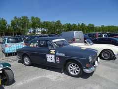 Volvo 122 Rallye (4) (BOSTO62) Tags: ancenis carquefou rallye 2019 voiture cars wagen course loireatlantique volvo 122