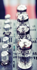 Glass and Bokeh (*Capture the Moment*) Tags: 2019 amplifier audio exhibition fair fotowalk highend mai may messe munich music musik münchen sonya6300 sonyfe55mmf18 sonyilce6300 technik technology tube tubeamplifier valve verstärker valveamplifier