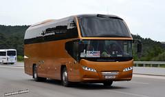 NEOPLAN (GR) (burahaneldemir2) Tags: mercedes mercedestruck mbbus mercedesbus travego newtravego neoplan greece tour turkey neoplanbus manbus grbus