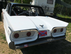 Ford Thunderbird Dirt Track Racer 1958 -4- (Zappadong) Tags: