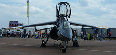 QinetiQ Alpha Jet A on static at RIAT 2014 (MGW_Photography) Tags: alphajet etps fairford matthewscamera qinetiq riat2014 yr2014 zj647