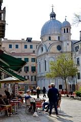 Campo Santa Maria Nova (Joe Shlabotnik) Tags: church chiesa 2019 italia april2019 venezia venice italy afsdxvrzoomnikkor18105mmf3556ged