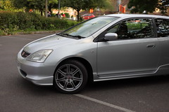 EP3 Civic Type-R 9 (Bald Snapper) Tags: civic typer ep3 honda hot hatch