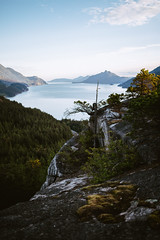 Murrin Park (Top KM) Tags: ifttt 500px canada british columbia bc landscape mountain mountains sky forest hike hiking scenic scenery beautiful nature travel explore exploration no person nobody trees water range outdoors peak alpine lake mountaineering peaceful serenity