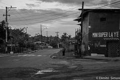 Waiting for the bus (dudi_dudewitz) Tags: bw blackandwhite panama people street almirante travel travelphotography nikon 50mm streetphotography snapshot
