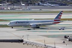 B787 N828AA Los Angeles 28.03.19 (jonf45 - 5 million views -Thank you) Tags: airliner civil aircraft jet plane flight aviation lax los angeles international airport klax 787 b787 dreamliner b789 789 american airlines boeing 7879 n828aa