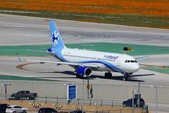 A320 XA-ALM Los Angeles 28.03.19 (jonf45 - 5 million views -Thank you) Tags: airliner civil aircraft jet plane flight aviation lax los angeles international airport klax interjet airbus a320 xaalm