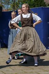 TFE_Maisprung_2019_BestOf_Web_022 (Mark Poltermann) Tags: mai maisprung 2019 tanz erfurt tfe petersberg folklore auftritt thüringen verein personen outdoor bühne darsteller künstler kostüm darstellender
