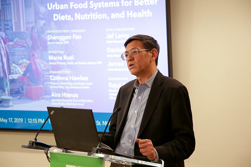Special Event: Urban Food Systems for Better Diets, Nutrition, and Health