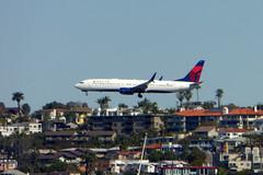 N897DN Boeing 737-932/ER cn 32004 ln 6947 Delta Air Lines San Diego 22Feb19 (kerrydavidtaylor) Tags: san ksan lindberghfield california boeing737 boeing737900