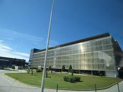 Barcelona Airport - car park near terminal 2C (ell brown) Tags: barcelona catalonia catalunya spain españa barcelona–elpratjoseptarradellasairport barcelonaairport barcelonaelpratairport bcn aena aeropuertodebarcelona terminal2b coach carparknearterminal2c