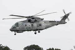 Agusta-Westland Merlin HM.2 | Royal Navy (James Hancock Photography) Tags: nato tiger meet 2019 montdemarsan aviation aircraft planes fighter jet military
