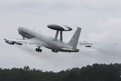 Boeing E-3A Sentry | NATO (James Hancock Photography) Tags: nato tiger meet 2019 montdemarsan aviation aircraft planes fighter jet military