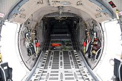 HC-27J Cargo Compartment, Aft (Ian E. Abbott) Tags: 2710 0927019 cargocompartment aircraftinterior uscoastguard uscg coastguard airstation sacramento alenia hc27j c27j spartan searchandrescue sar maritimepatrol