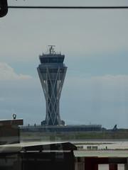 Barcelona Airport - Air Traffic Control Tower (ell brown) Tags: barcelona catalonia catalunya spain españa barcelona–elpratjoseptarradellasairport barcelonaairport barcelonaelpratairport bcn aena aeropuertodebarcelona plane airtrafficcontroltower