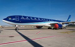 AHY_A346_4KA108_BRU_MAY2019 (Yannick VP) Tags: civil governmental military vip vvip presidential diginitary passenger pax transport aircraft airplane aeroplane jet jetliner airliner ahy azerbaijan airlines government airbus a340 340600 a346 346 4ka108 brussels airport bru ebbr belgium be europe eu may 2019 aviation photography planespotting airplanespotting airside static platform parked