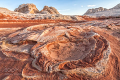 Sand Pocket at White Pocket (Dr. Ernst Strasser) Tags: ifttt 500px arizona nm northern paria vermilion cliffs white pocket brain rock desert geology national monument plateau sandstone wilderness az usa new mexico american southwest ernst strasser unternehmen startups entrepreneurs unternehmertum strategie investment shareholding mergers acquisitions transaktionen fusionen unternehmenskäufe fremdfinanzierte übernahmen outsourcing unternehmenskooperationen unternehmensberater corporate finance strategic management betriebsübergabe betriebsnachfolge vermilioncliffs whitepocket brainrock nationalmonument