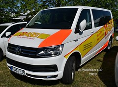 ASB VW Transporter B.AA 7633 f (policest1100) Tags: asb vw transporter