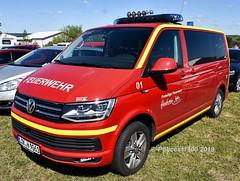 Feuerwehr Herborn VW Transporter LDK.H9061 (policest1100) Tags: feuerwehr herborn vw transporter