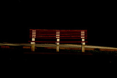 Park bench (jimross90) Tags: ritterpark huntington westvirginia wv evening lateafternoon lightandshadow bench