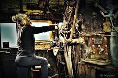 The Zone Steamer ☢️ (Bo Ragnarsson) Tags: thezone steamer stalker fallout gasmaskgirl gasmask biohazard radioactive postapocalyptic postnuclear steamlocomotive boragnarssonphotography photoart artphoto apocalyptic apocalypse fantasy phantasy surreal art urban urbex chernobylite