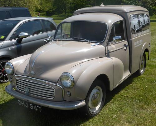Morris Minor 1000 Van (1957)