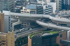 DSC_0042 (Adrian De Lisle) Tags: asia city cityscape highway japan metropolitanexpressway shinjuku tokyo tokyometropolitangovernmentbuilding towers shinjukuku tōkyōto