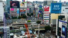 DSC_0113 (Adrian De Lisle) Tags: asia city cityscape crosswalk crowd japan people shibuya shibuyacrossing shibuyahikarie tokyo train trainstation shibuyaku tōkyōto