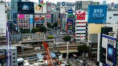 DSC_0020 (Adrian De Lisle) Tags: asia city cityscape crosswalk crowd japan people shibuya shibuyacrossing shibuyahikarie tokyo train trainstation shibuyaku tōkyōto
